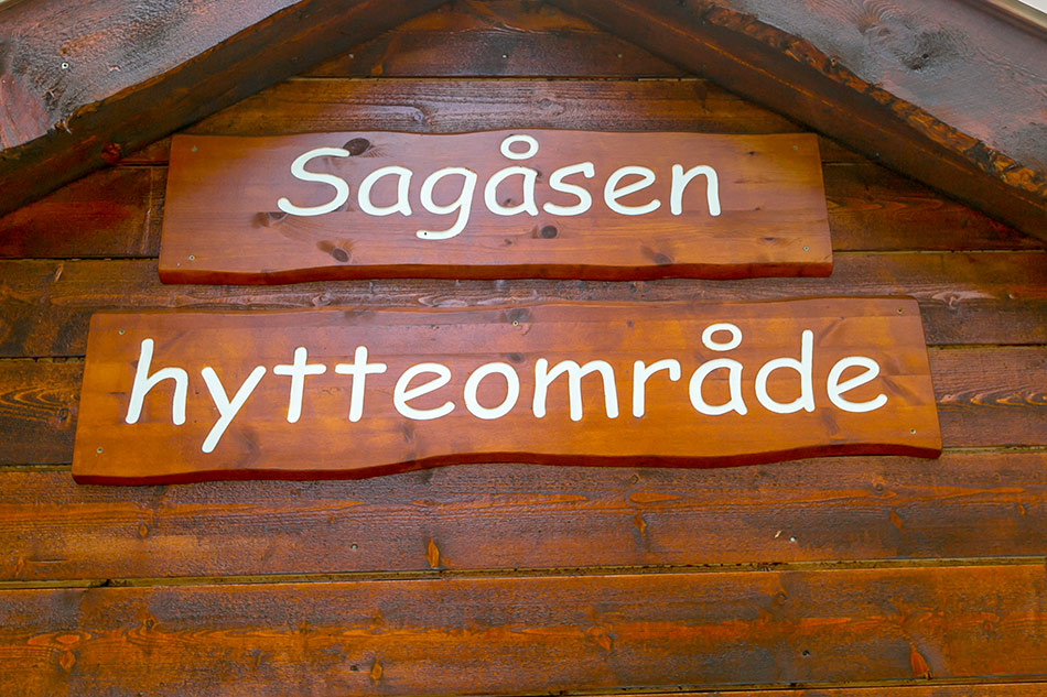 Velkommen til Sagåsen yytteområde